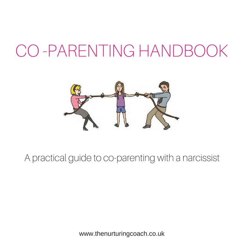 co parenting handbook