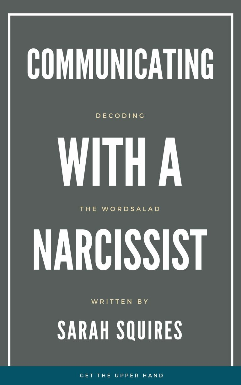 communicating with a narcissist