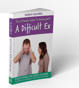 dealing with a difficult ex