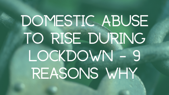 DOMESTIC ABUSE TO RISE
