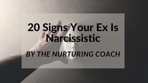 narcissistic ex