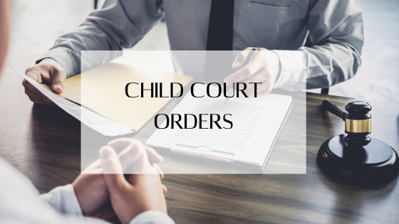 child court orders
